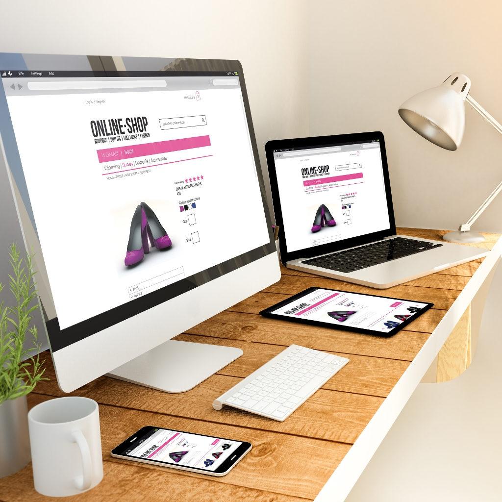 Web Design Leighton Buzzard - Web Design Image