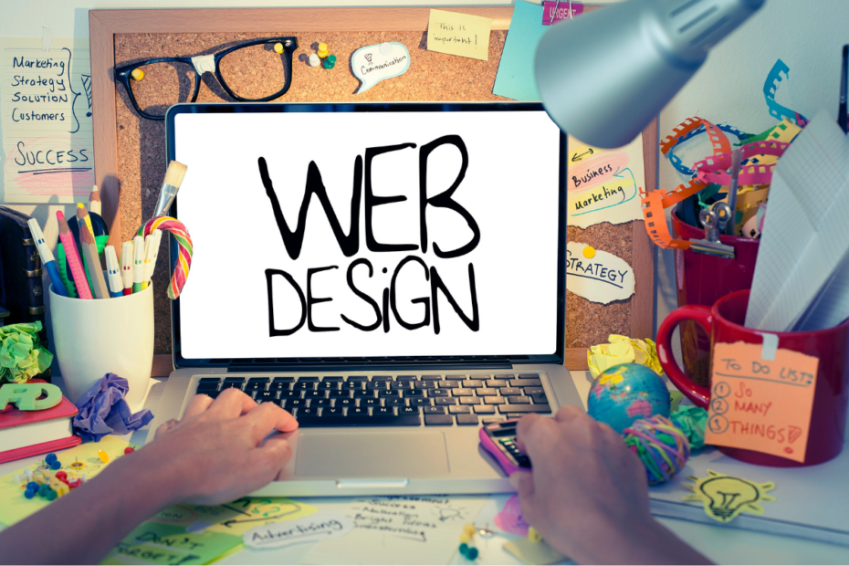What to consider when designing a website